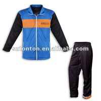 sublimation polo sweat suits