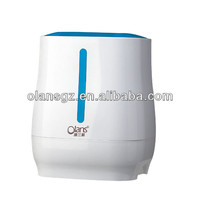Desktop design home faucet water purifier with uf filter,underground water purifying machine from China manufacturer