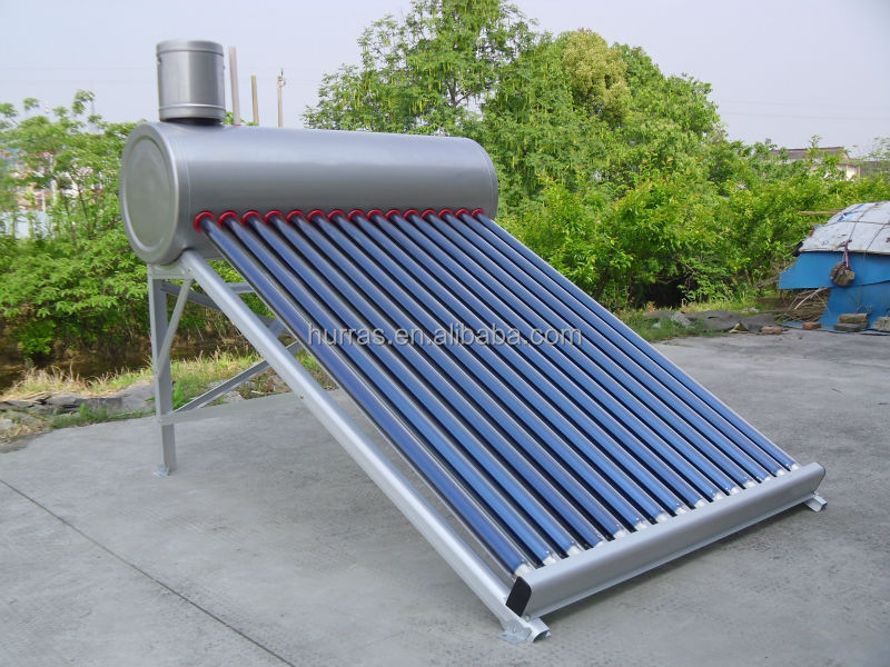 solar water heater price, compact non-pressure water heater
