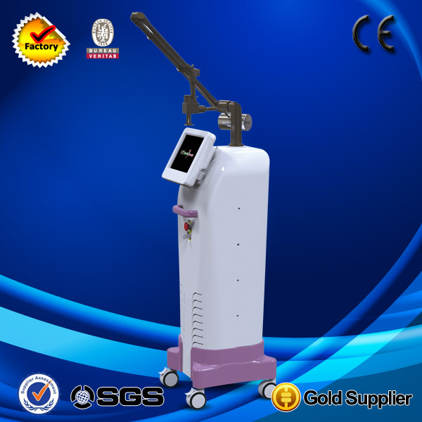 fractional co2 laser beauty device for acne removal skin rejuvenation