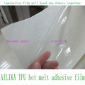 0.10mm thickness Shoe TPU hot melt adhesive film for lamination