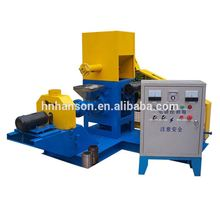 Pet Dog Cat Poultry Chicken Fish Feed Making Extruder Granulation Processing Animal Feed Pellet Machine