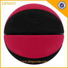 High quality PU/ rubber basketball for wholesale