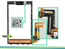 China supplier price for black berry q10 digitizer