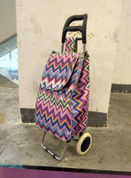 2014 foldable trolley shopping bag