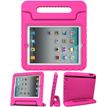 Shock absorbent EVA case & cover for ipad 2/3/4 with various colors