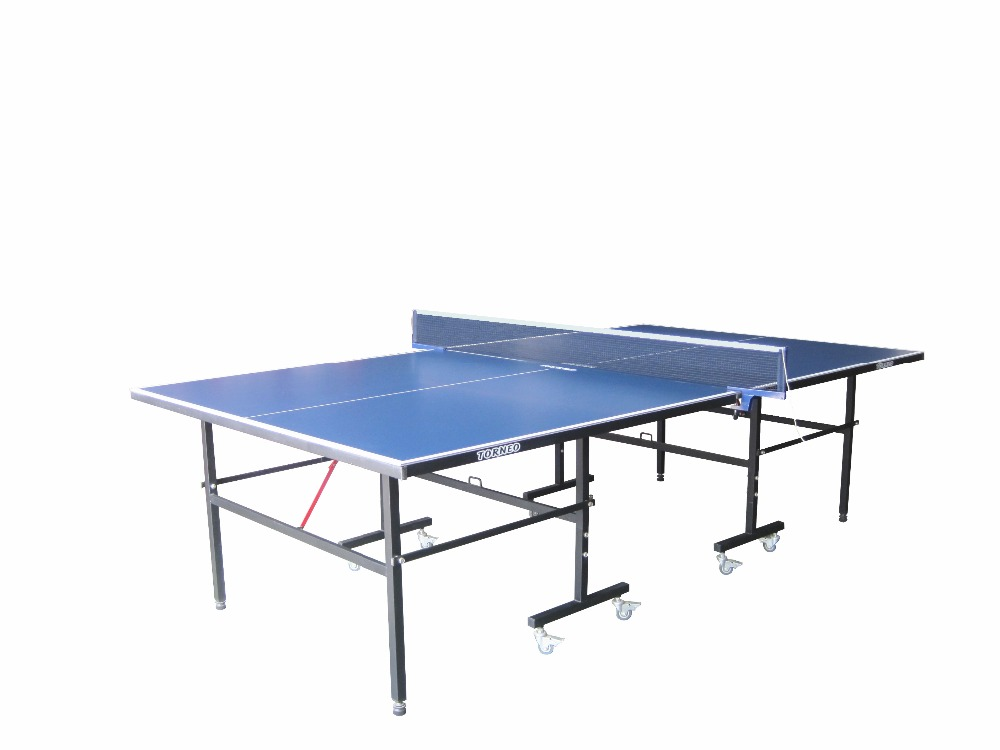 Outdoor foldable tennis table with wheel acp adjustable - Folding table tennis tables for sale ...