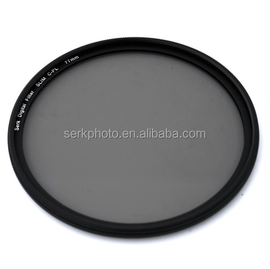 SERK 49mm CPL Polarizing Filter For Canon Nikon SLR Camera