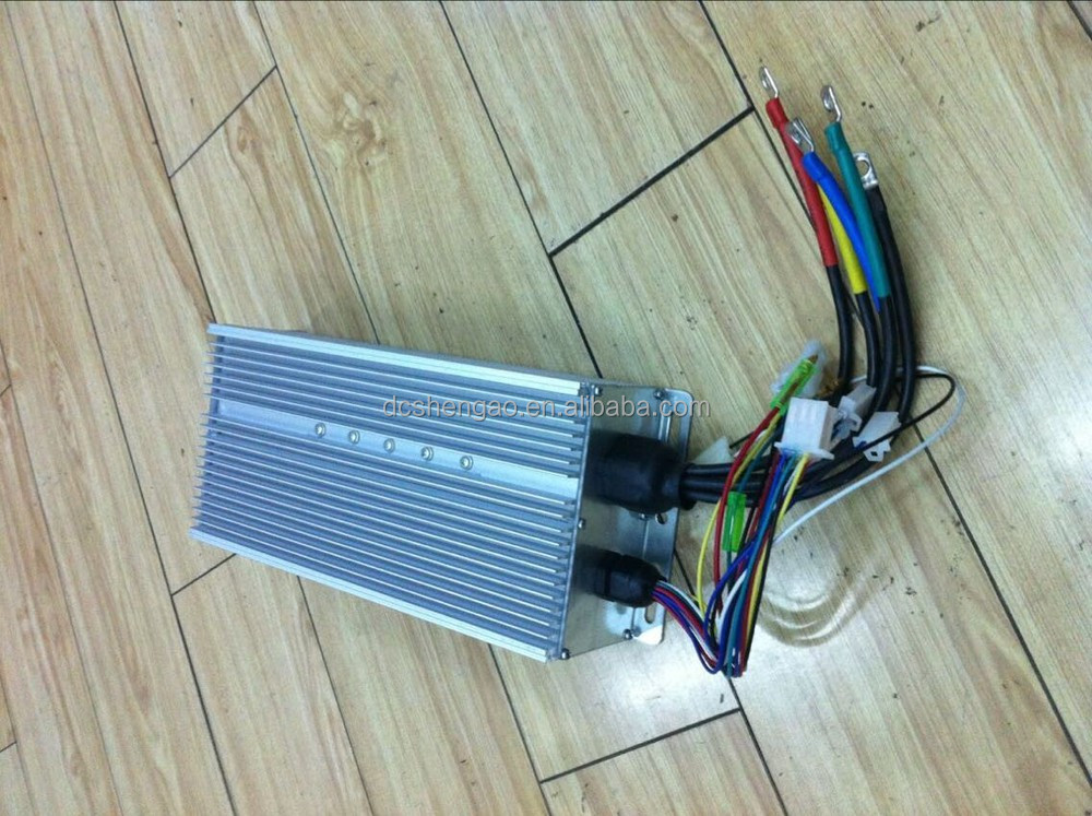 High speed bldc motor controller for electric vehicle for Bldc motor controller ic