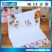 New products invitation cards laser cut wedding blessing invitation cards