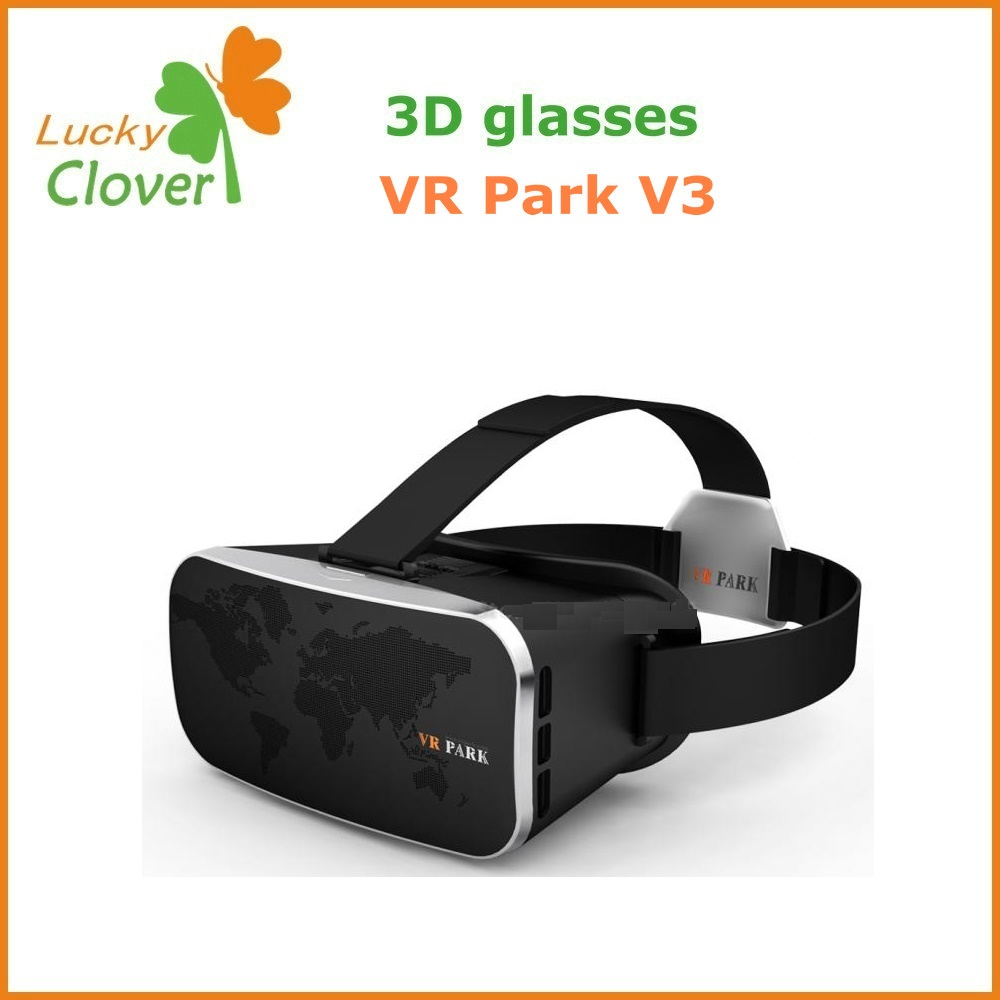 new 2016 inventions Big selling mini cardboard vr box 3d glasses vr park plastic pussy for sex