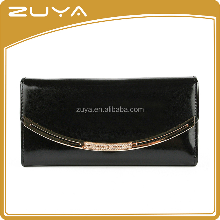 wholesale genuine leather women clutch bag wallet credit card holder travel wallet women evening clutch bags