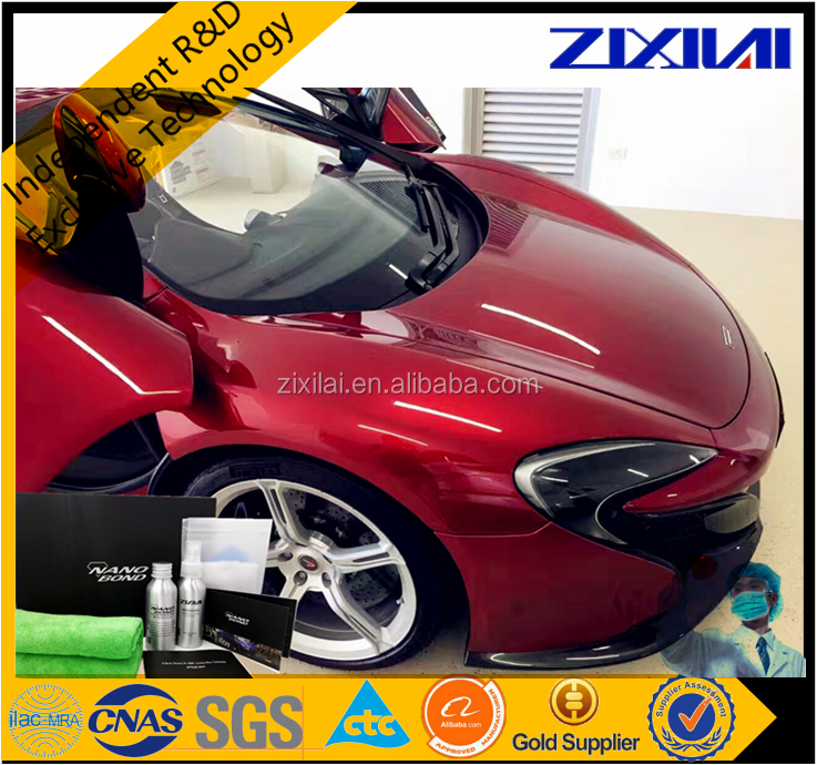 Car Protection 9H ceramic nano coating
