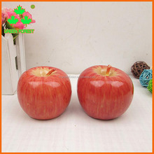 Wholesale Christmas Scented Aroma Red Apple Shaped Candle for Gift Set