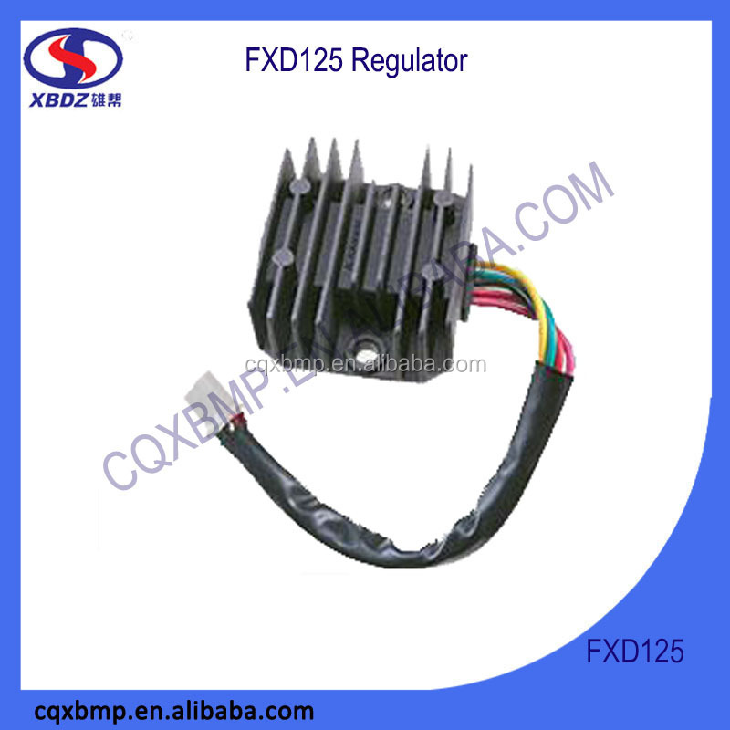 Motorcycle cdi FXD125,150 voltage Regulator Rectifier 12v made in China for honda motorcycles