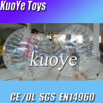 inflatable people bumper ball,funny adult sport games,inground outdoor bumper balls