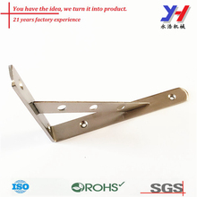 manufacturer custom sheet metal fabrication 90 degree corner bracket,furniture hardware