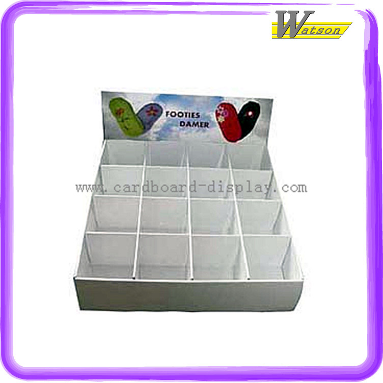 good quality floor display box,cardboard Display stand for LED,candy,phone,supermake