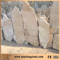 Rough Slate Tile Natural Outdoor Paving Meshed Flagstone