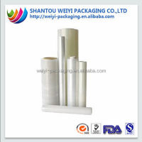 hot sale BOPP/PE plastic strech film roll for food packaging bag