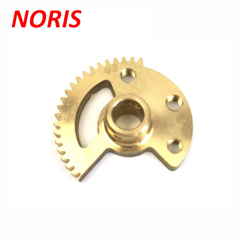 Excellent Quality Cnc Auto Brass Lighting Spare Parts Car