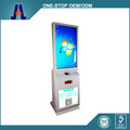 Free Standing Photo Booth Printer Kiosk With 42 Touch Screen