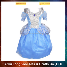Top quality hot sale carnival party dance princess costume cosplay fancy dress costume