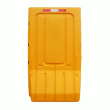 High Quality Water Horse Plastic Water Filled Barrier The Outdoor Traffic Security Facility