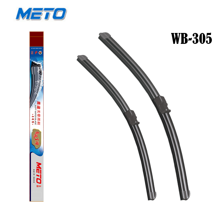 dedicated special type heated windshield wipers