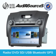 Car Multimedia system with DVD TV Ipod 3G gps navigation for Chevrolet S10 Colorado AS-8825