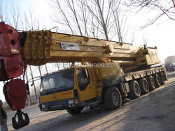 Nice condition Japan used original TADANO truck crane 200 ton for sale