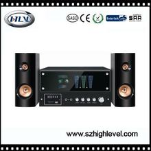 2.1 CH Home Theater Speaker With USB/SD,FM,Karaoke,VFD Display