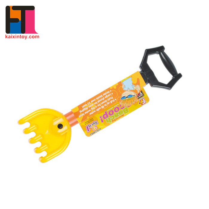 New Outdoor Plastic Funny Large Sand Rake
