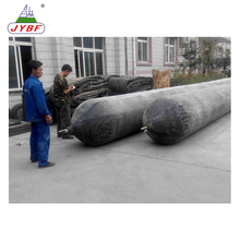 Marine rubber balloon export to batam shipyard