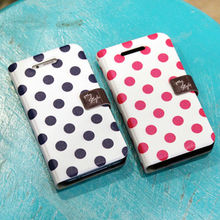 Style Dot_Happymori Design Flip Phone Cover Case for Apple iPhone 6 (Made in Korea)