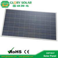 high quality factory 280W poly solar panel with full certifications