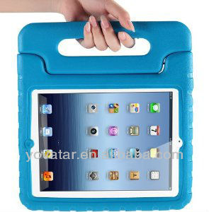 wholesale shockproof silicone Case for iPad mini
