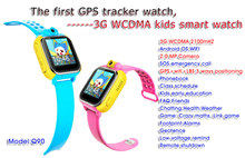 Best sale GPS tracker watch 2017 cheap internal 3g WIFI smart watch mobile phone