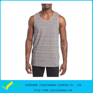 wholesale men's plain gym tank tops