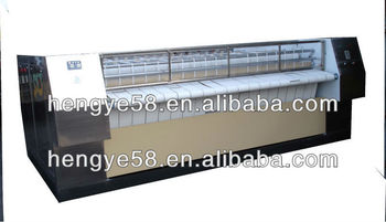 Industrial ironing machine/Commercial table cloth/flat/sheet ironing machine