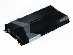 Power Acoustik Gothic GT1-6000D Car Amplifier - 6000 W PMPO - 1