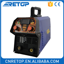 200A DC ARC IGBT welding machine portable welder with all accessories