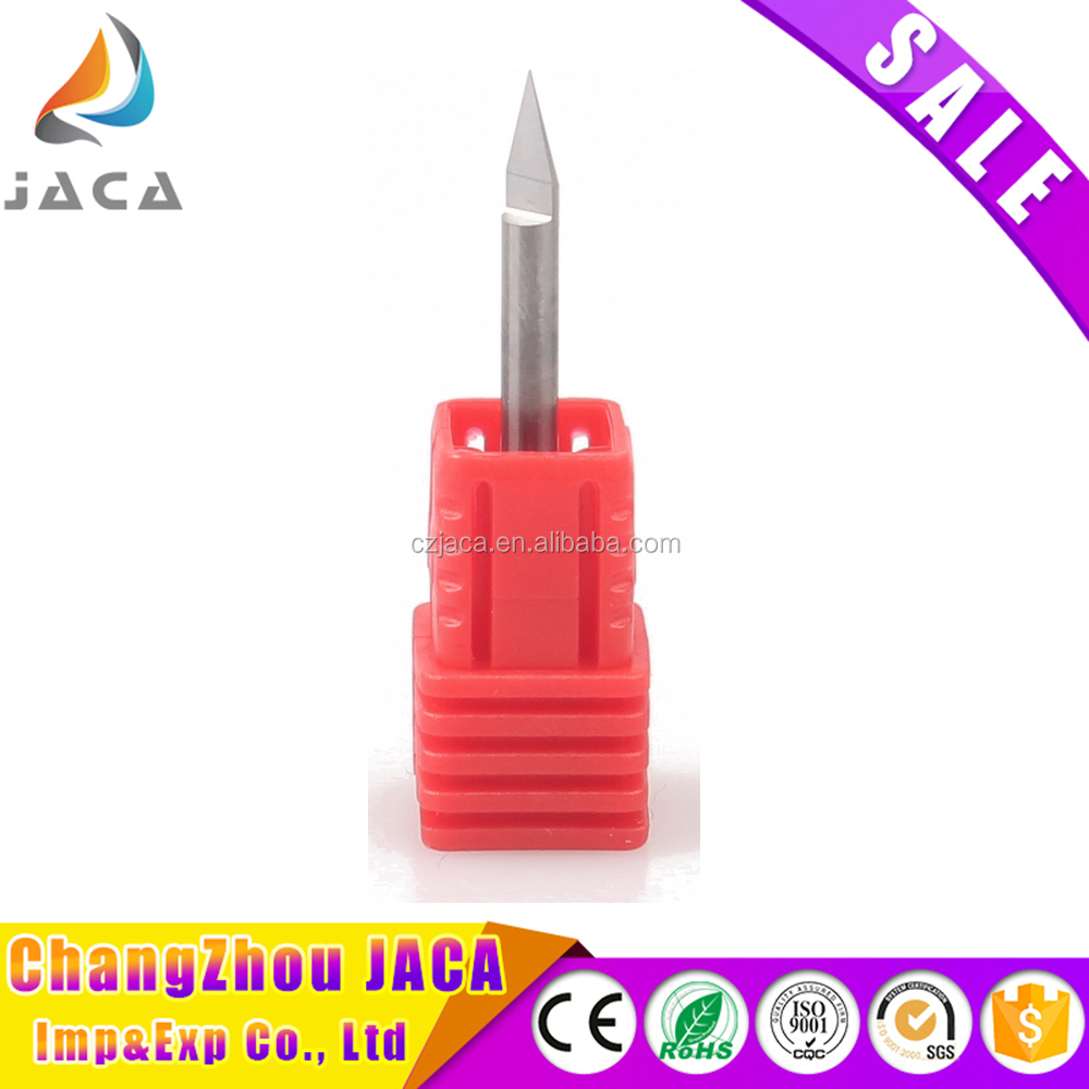 JACA AlTIN Coating Germany Quality Engraving End Mill
