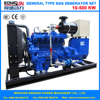10-1000KW Low Price Natural Gas Generator