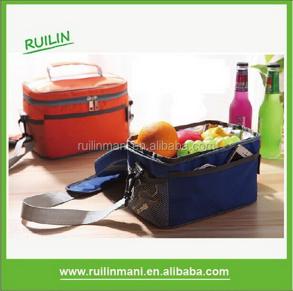 Wholesale Insulated Lunch Cooler Bag Zero Degrees Inner Cool