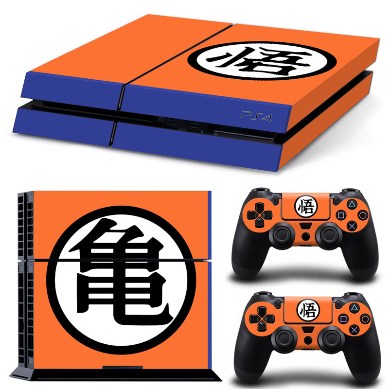 New designs Vinyl Decal Skin Sticker Cover Protector for PS4 vinyl skin sticker #TN-PS4-1847