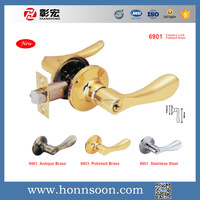 tubular lever lock with handle OEM in china