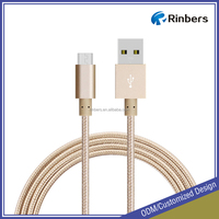 USB 2.0 A Charger Data Sync Cable Micro B 5 Pin for Samsung Galaxy S/2/3/4/6/6 Edge/7/7 Edge/Note 1/2/4/5 Android Phones