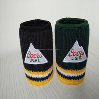 Neoprene Knitted Can Cooler Stand Style