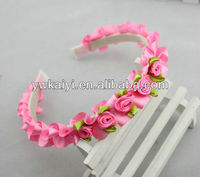 baby headband wholesale Baby's Headbands Girl's Chiffon HeadBand Baby Hair Flower